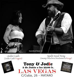 Tony & Jodie