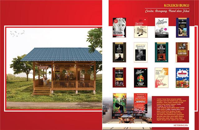 Buku Motivasi, Psikologi dan Pengembangan Diri Untuk Perpustakaan Desa