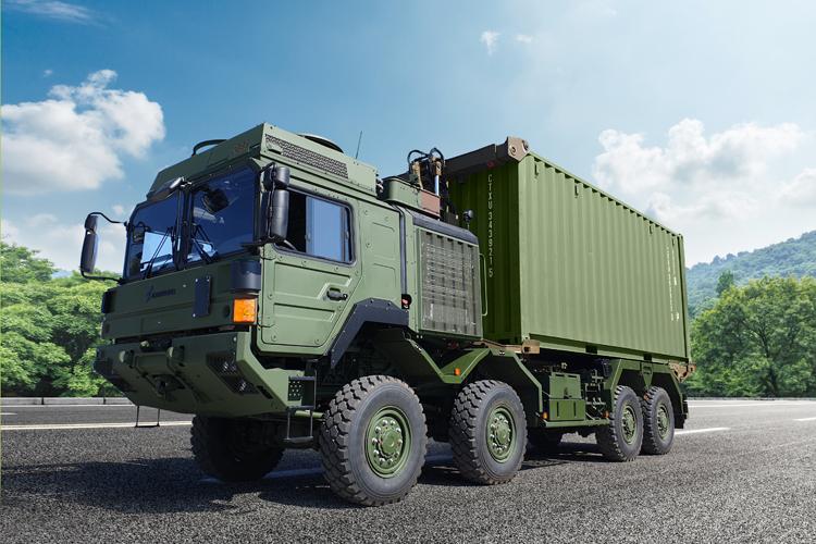 Rheinmetall отримав контракт Бундесверу на 4000 вантажівок
