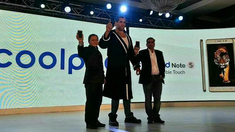 Coolpad Note 5 एंड्रॉइड स्मरफोने हुआ भारत में लांच
