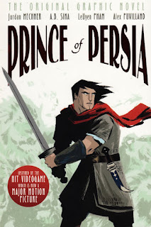 Prince of Persia By Jordan Mechner, A.B. Sina, LeUyen Pham, Alex Puvilland, Hilary Sycamore.