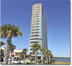 Gulf Shores Alabama Real Estate For Sale , Lagoon Tower Condos