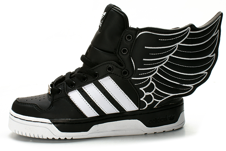 Adidas Shoes Wings White