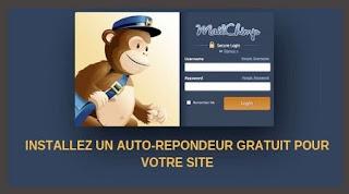 LE MEILLEUR AUTOREPONDEUR GRATUIR POUR LE MARKETING D'EMAILS