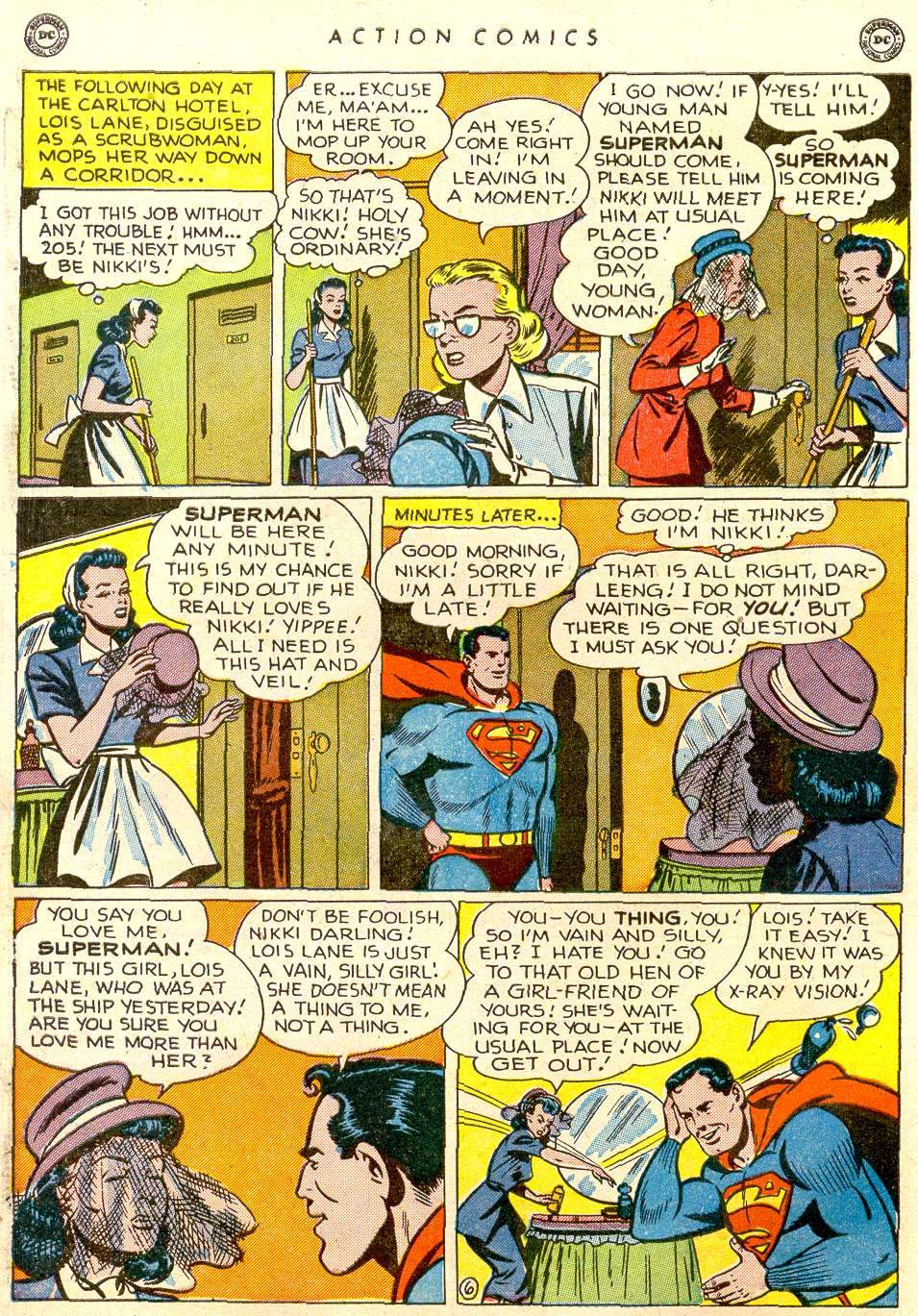 Action Comics (1938) 143 Page 6