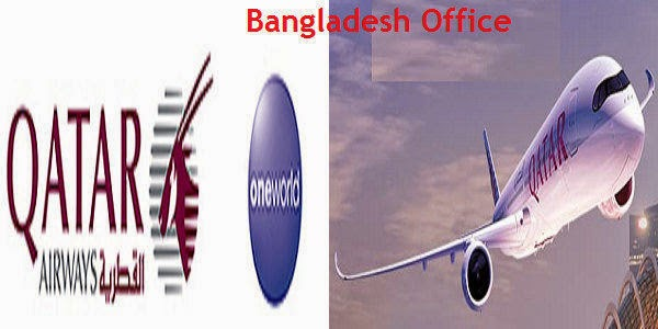 Qatar Airways Bangladesh Office and Contact Info