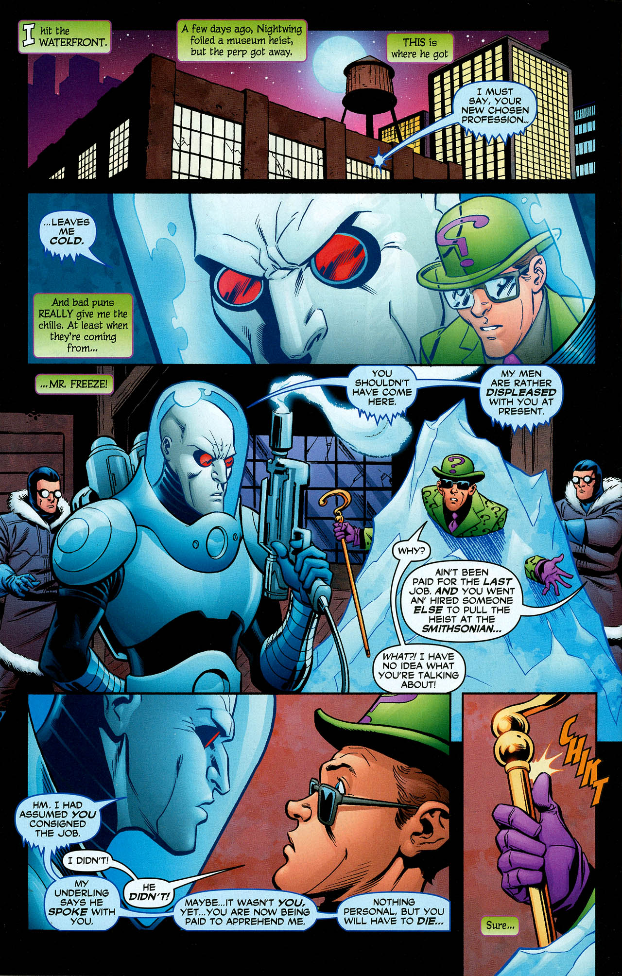 Read online Trinity (2008) comic -  Issue #12 - 24