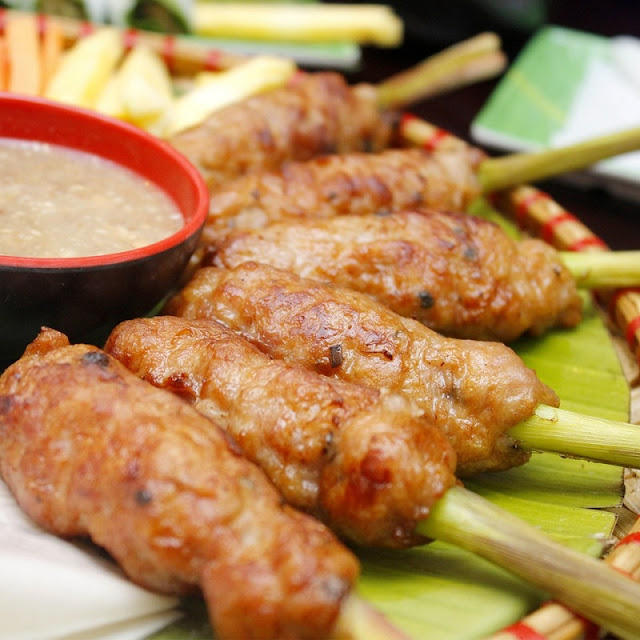 Mouth-watering street food in Dalat 4