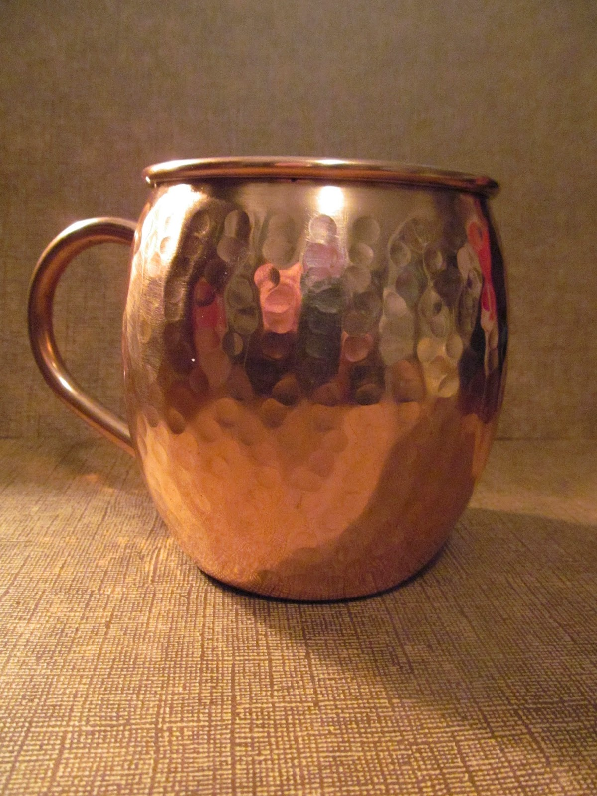 Moscow Mule Copper Mug Home Bargains