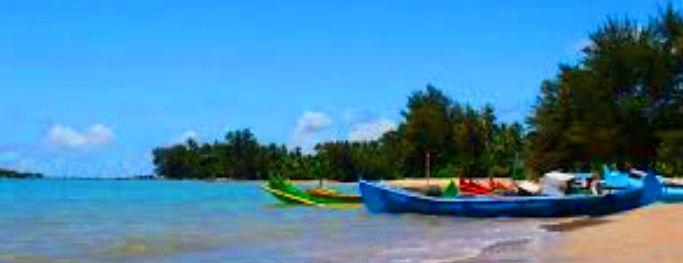 Wisata Ke Pantai Burung Mandi Di Bangka Belitung Yang Elok Alfiforever