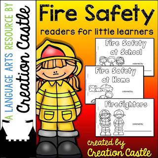 https://www.teacherspayteachers.com/Product/Fire-Safety-1478900