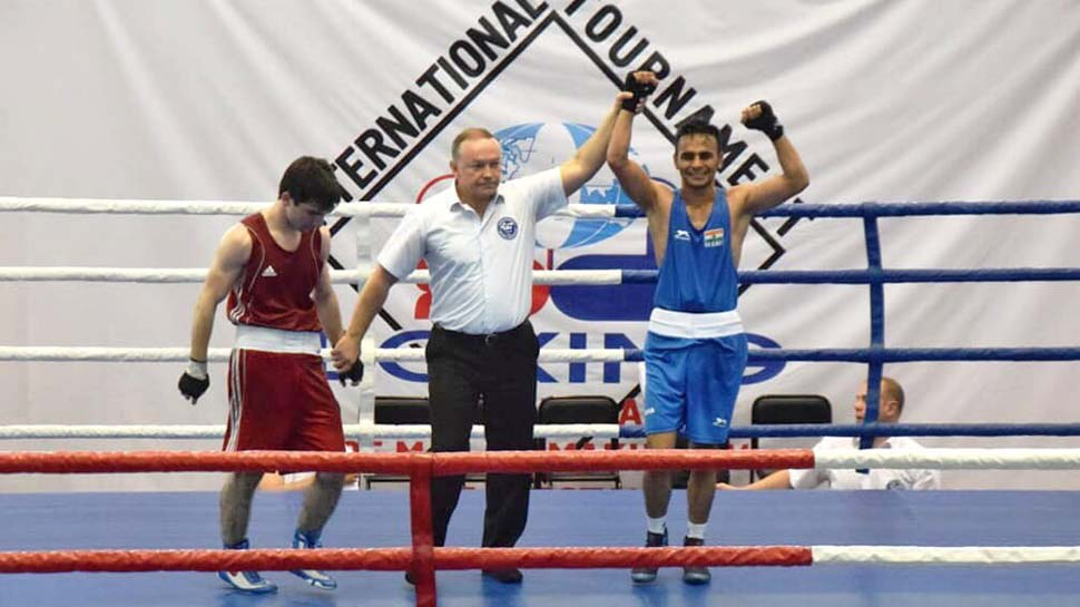 Gaurav Bidhuri bags Bronze
