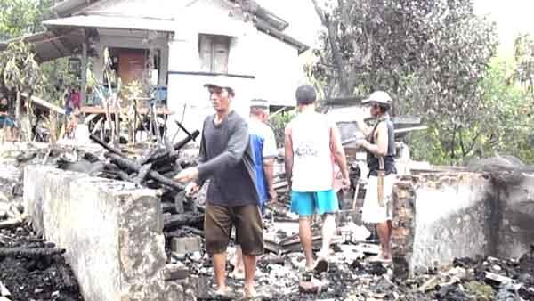 polisi selidiki kasus kebakaran penggilingan padi di majalengka