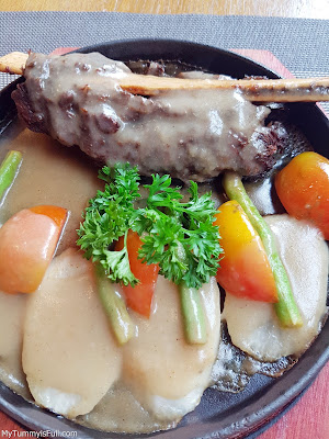 Sizzling Beef Rib with Tamarind Gravy by Beeffalo