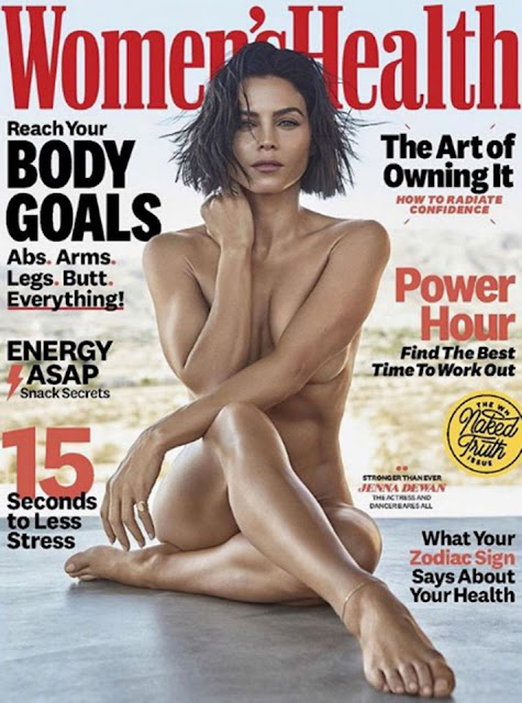 Jenna Dewan - Women's Health