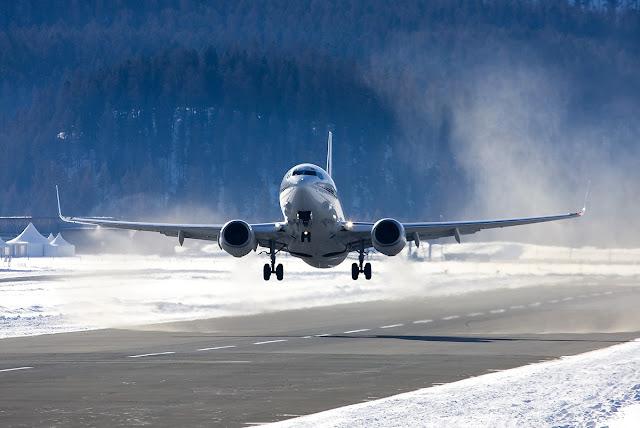 Boeing 737 BBJ Business Jet