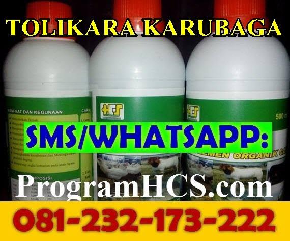 Jual SOC HCS Tolikara Karubaga