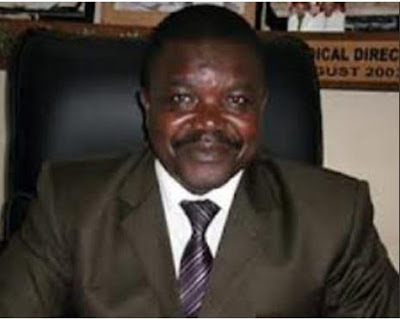 Medical Director of the Brong Ahafo Region Hospital in Ghana, Dr. Jacob K. Abrebrese