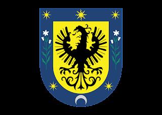 Escudo de armas de concepcion chile Logo Vector