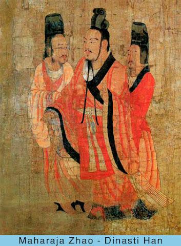 Maharaja Zhao - Dinasti Han
