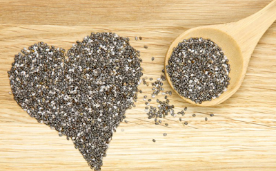 The health benefits of lemon and chia