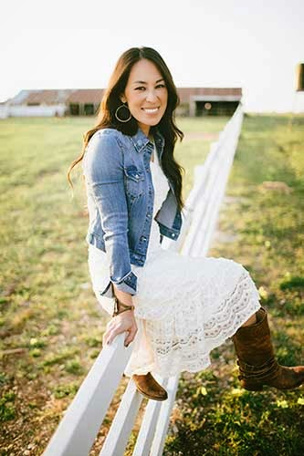 lace dress with jean jacket and boots