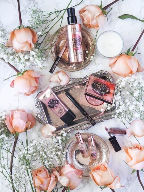 Rose Gold Romance | Smashbox Cosmetics x VladaMua Petal Metal Collaboration | Review & Swatches | labellesirene.ca