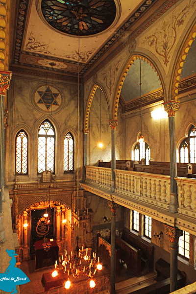 sinagoga caransebes