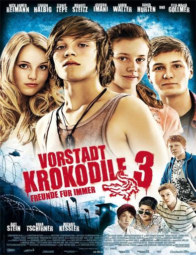 Ver Los cocodrilos 3 (Vorstadtkrokodile 3) (2011) Online
