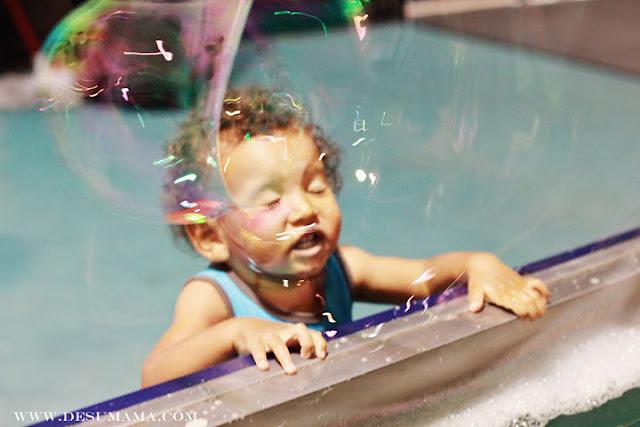 Vegas Blog, Vegas family, biracial baby