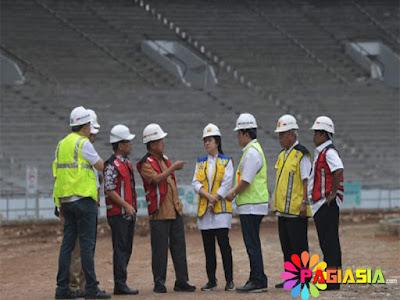Jusuf Kalla Yakin akan Persiapan Asian Games yang Sudah Rampung pada Akhir Tahun 2017