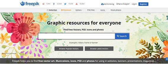 Situs Foto Gambar dan Video Free bebas Royalti