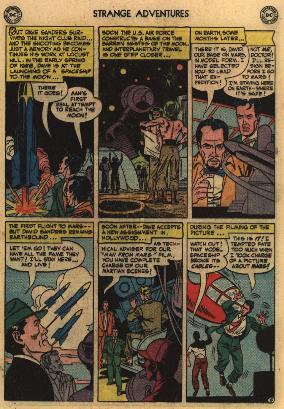 Strange Adventures (1950) issue 11 - Page 31