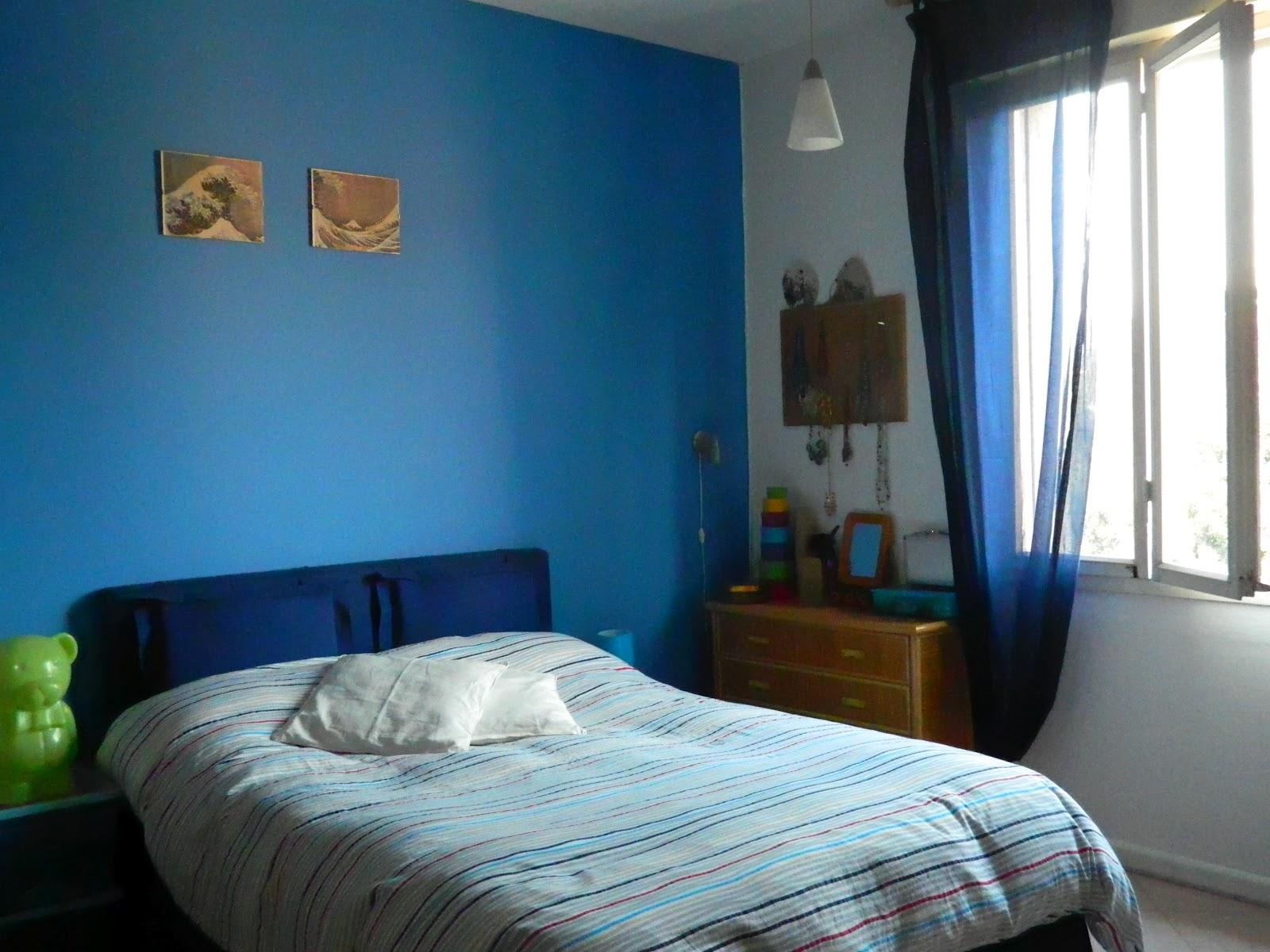 Colori per pareti camera da letto - Tinteggiatura pareti camera da letto ...