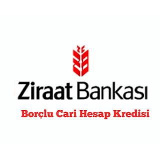 Ziraat Bank Borçlu Cari Hesap Kredisi Hakkında Bilgiler