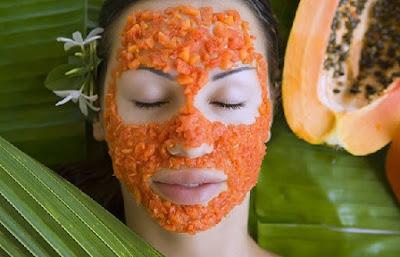 Natural Beauty Products from Papaya