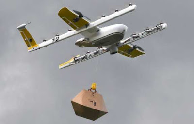 Google Launched Commercial Drone Delivery Business