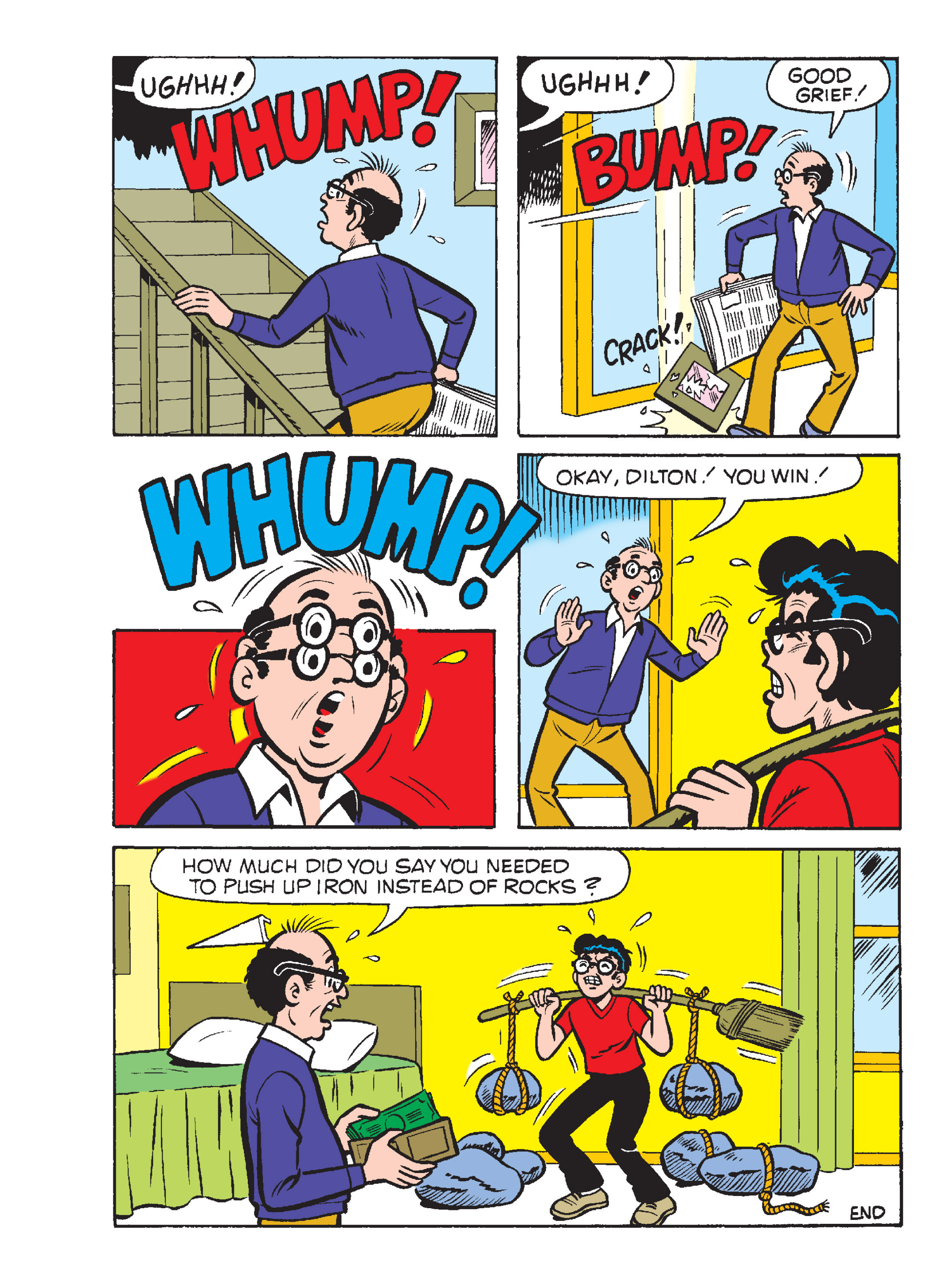 Read online Archie 1000 Page Comics Blowout! comic -  Issue # TPB (Part 2) - 136