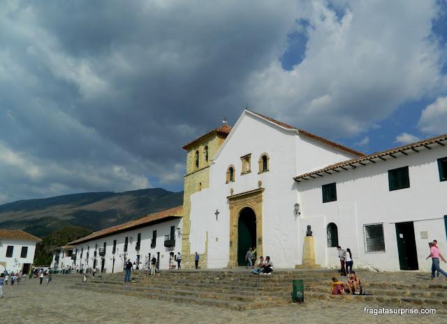 Igreja do Rosário, Villa de Leyva, Colômbia