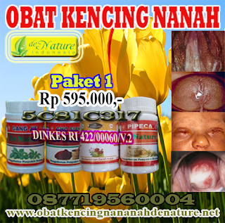 Obat Kencing Nanah Herbal Di Jakarta Barat