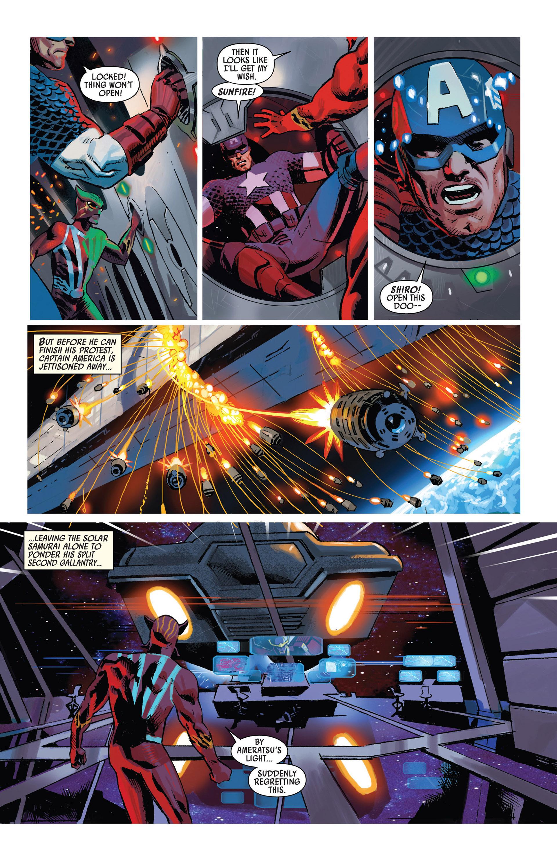Read online Uncanny Avengers (2012) comic -  Issue #7 - 18