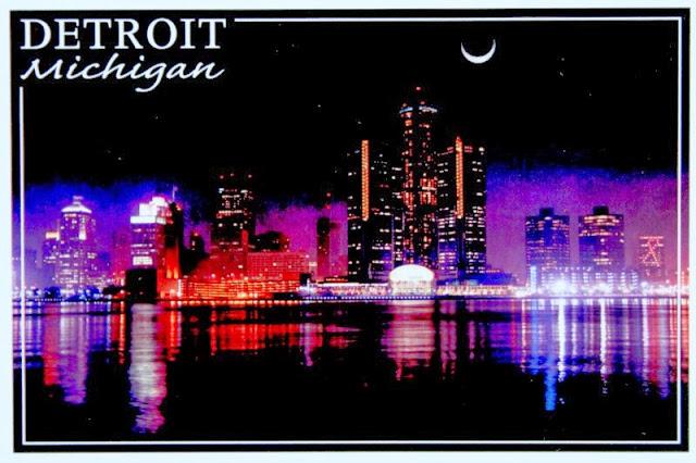 noc w Detroit