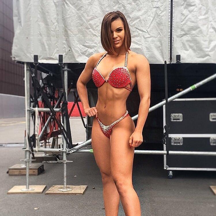 Michelle Häfliger Personal Trainer 2