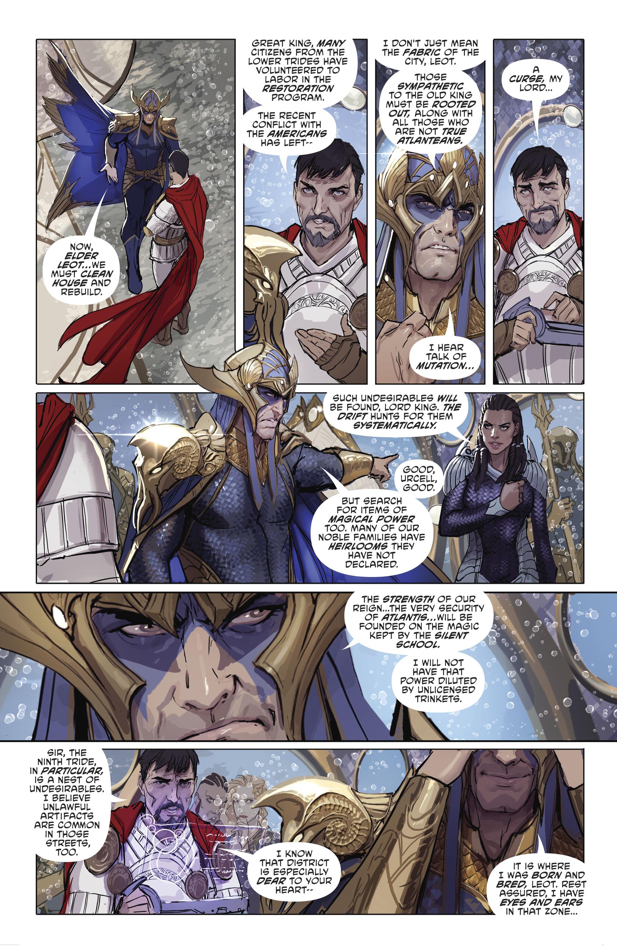 Read online Aquaman (2016) comic -  Issue #25 - 6