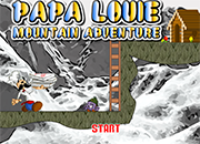 Papa Louie Mountain Adventure
