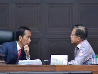 Demo 2 Tahun Jokowi-JK, Mahasiswa: Presiden Cuma Jago Ngutang