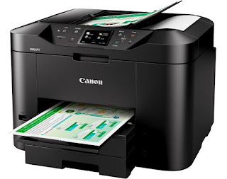 In all cases shading inkjet for abode workplaces Canon MAXIFY MB2740 Drivers Download, Review And Price