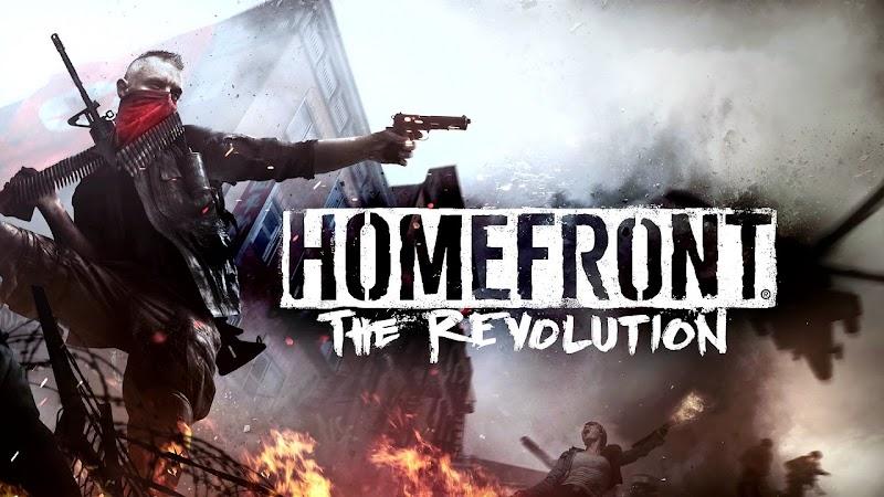 HOMEFRONT: THE REVOLUTION REPACK - ALL DLC