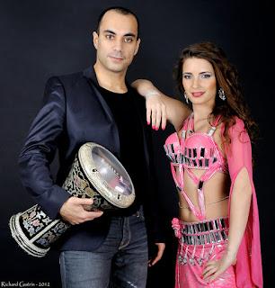 Darbouka avec Amar Chaoui et Yaël Zarca