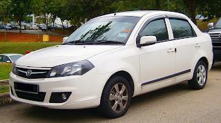 KERETA SEWA CAR RENTAL PROTON SAGA